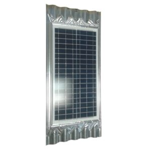 Solcellemodul Sun Wave 30, 30Wp/12V