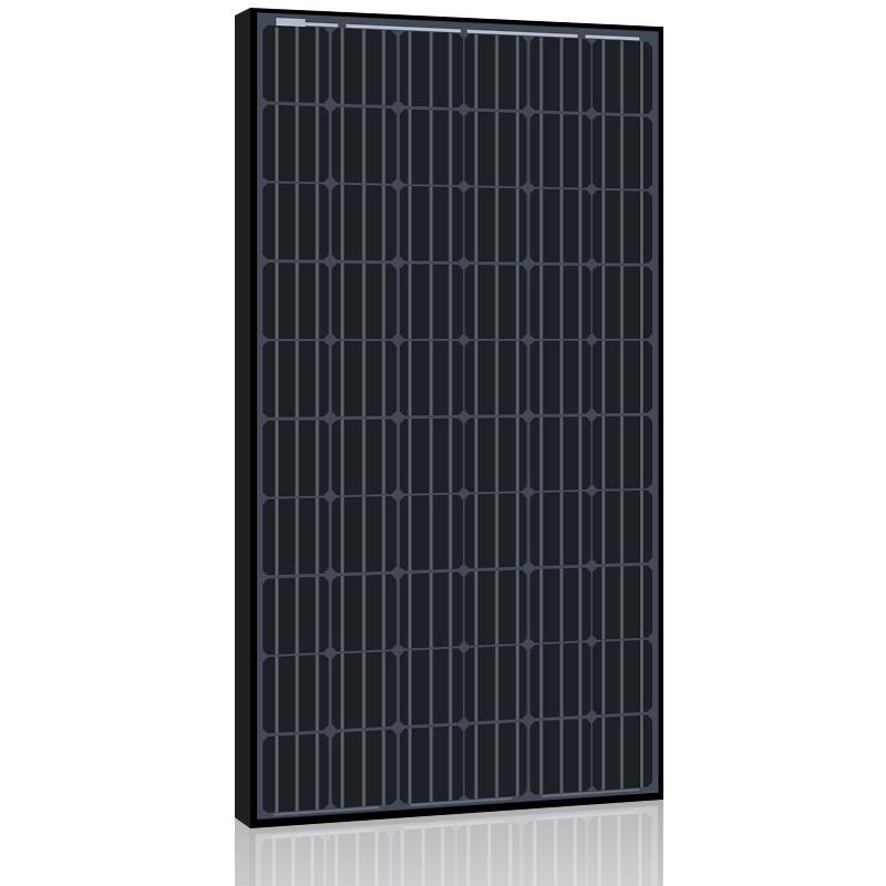 Solcelleanlæg SC500P, 500Watt, til 12/24V systemer – UDEN batteri
