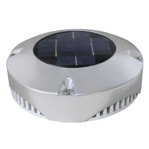 Solcelleventilator til båd, campingvogn
