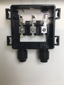50Wp/12V solcelle monokrystallinsk - PV-50-M-36