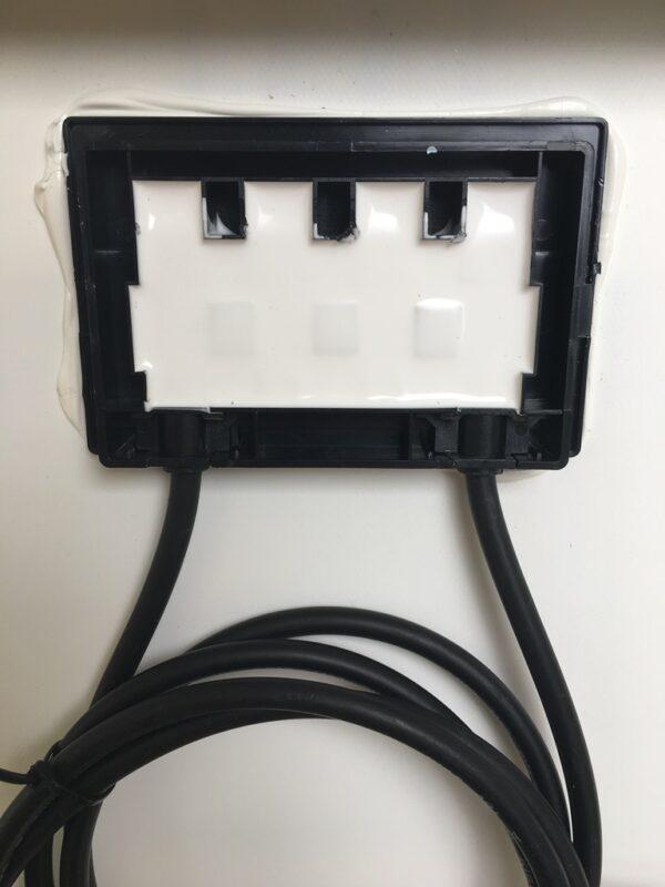100Wp/24V solcelle PV-100-M-72S, monokrystallinsk, 4 Bus Bars - Bred model