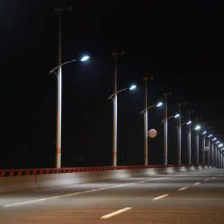 Solar Street LED lamps, lights
