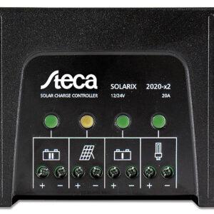 Solar charger for multiple batteries, 12, 24V