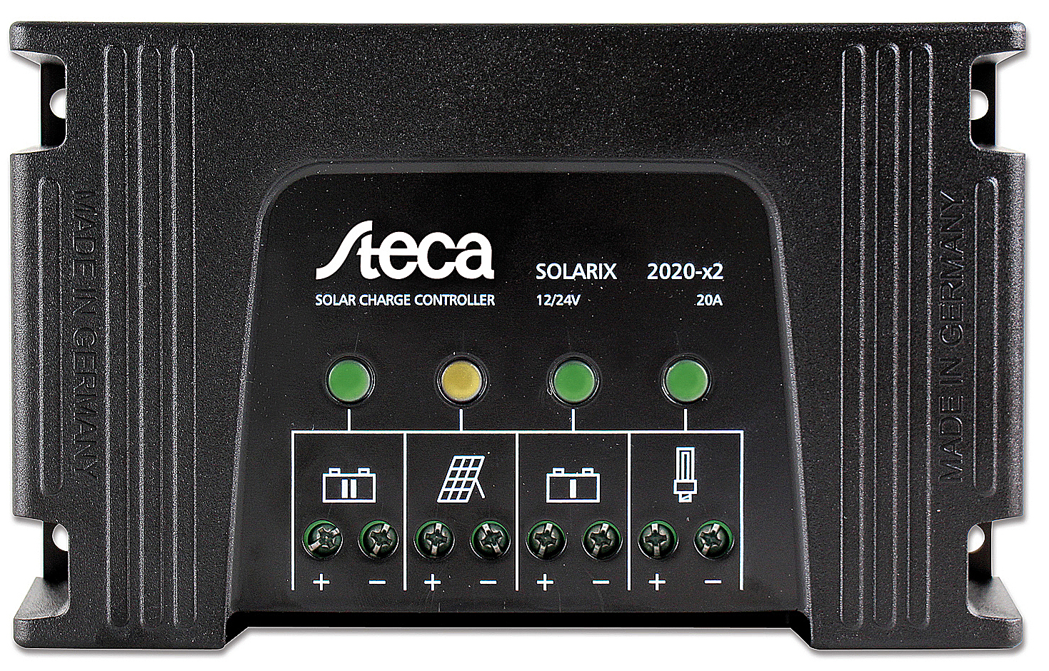 Solar Charger Steca Solarix 2020-X2 - USB, dual