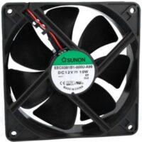5 - 12 - 24V DC fan for air ventilation
