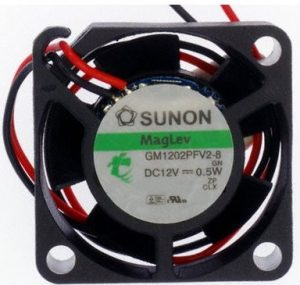 Sunon Ventilator 5V, 25×25mm, Vapo teknologi