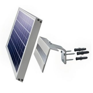 Mounting brackets for solar modules