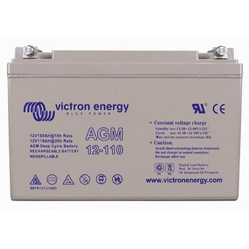 Victron AGM Deep Cycle Batteri 12 Volt (8-220Ah)