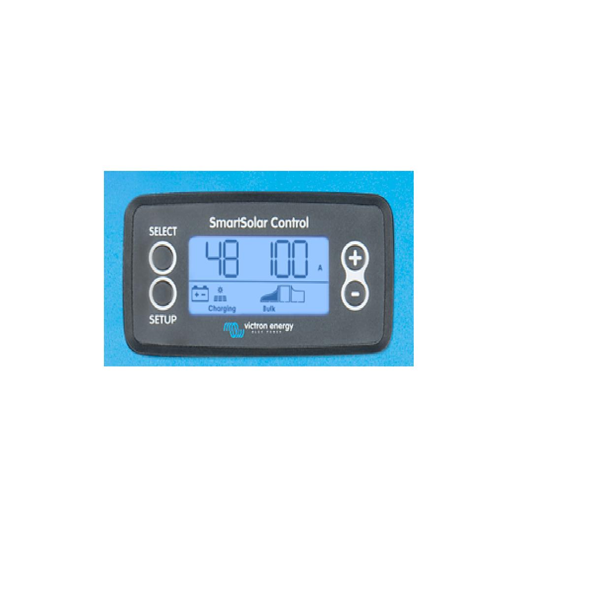 Victron SmartSolar MPPT Display