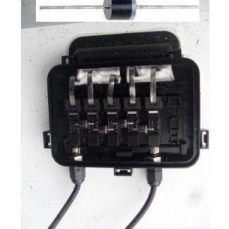 Diode Bypass 80SQ045 8A/45V, 90SQ045 9A/45V