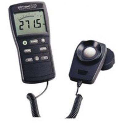 49/5000 Elma 1335 - Digital lux meter with large measuring range