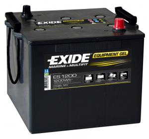 Exide EQUIPMENT Gel Batteri ES1200 12V 110Ah