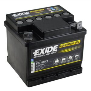 Exide EQUIPMENT Gel Batteri ES450 12V 40Ah