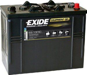 Exide EQUIPMENT Gel Batteri ES1300 12V 120Ah