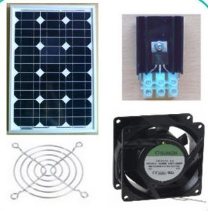 Ventilation kit KCVM30