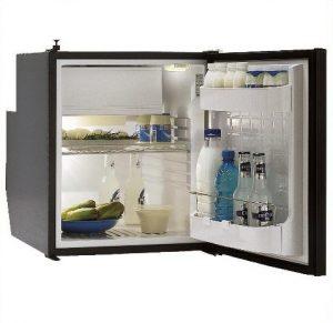 Køleskab m/ fryseboks C62i, 62 liter, kompressor,12-24V DC