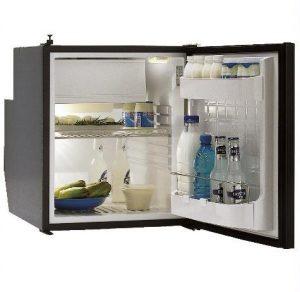 Køleskab m/ fryseboks C90i, 87 liter, kompressor,12-24V DC
