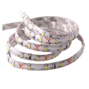 5m Flexible LED Strips, 150LED SMD, White Light, 6000K