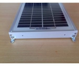 Monterings sæt 1 til solceller 5-10 Watt