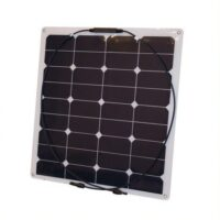 Semi Flexible Solar modules for boat, caravan