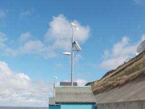 Mast, 6m til landmontering af Rutland vindmøller (913, 914i, 910-3, 910-4)