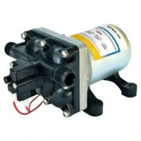 Surface diaphragm pumps
