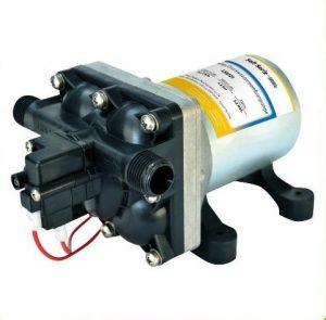 Surface diaphragm pumps LILIE by SHURflo LS4121 12V 7,5 l / min