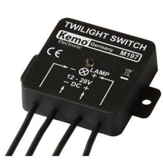 Twilight Switch 12 - 28 V/DC M197