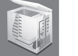 Køleskab Steca Solar PF166