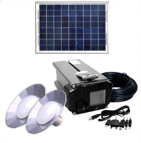 Energi Komfort Kit Solar Side One- 10W module
