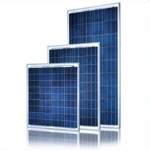 Solceller / Fotovoltaiska paneler