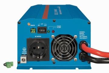 Pure sine wave inverter / converter 12V, 24V, 48V