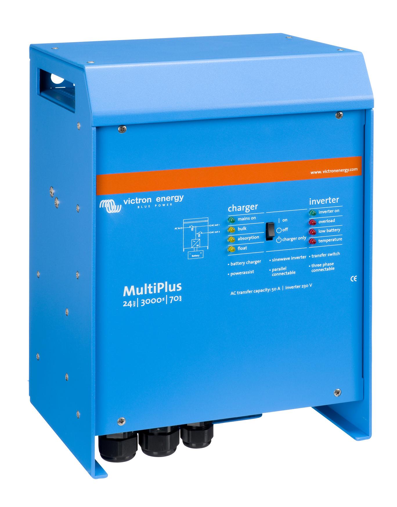Inverter Victron Energy MultiPlus 24/3000/70-16 230V