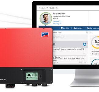 Solar PV inverter for 230V ON grid systems