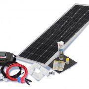 100W Basic long module 1315x518x35 mm, corner kit