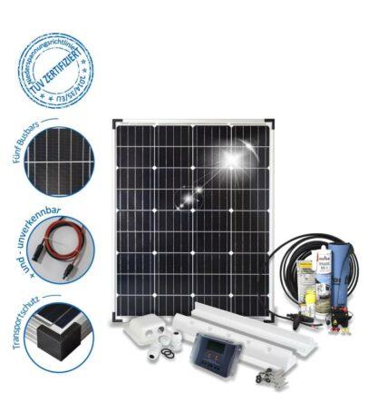 100Watt Solar PV System Basic-100-Spoiler