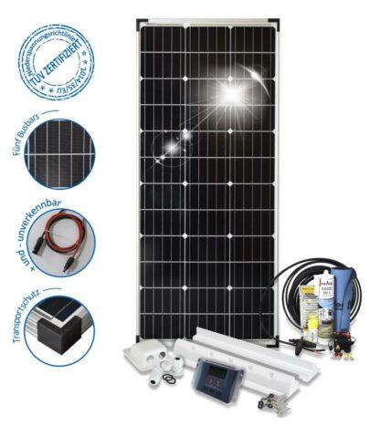 100Watt Solar PV System Basic-100-s-Spoiler