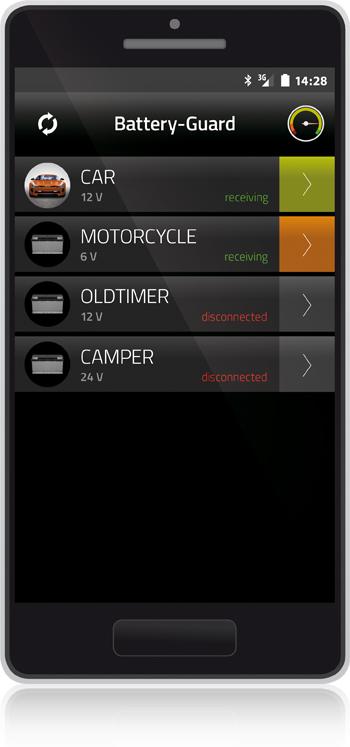 Battery Guard Bluetooth Transmitter