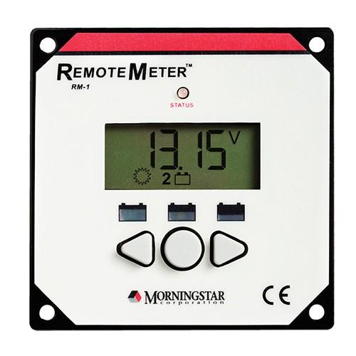 Remote Meter Morningstar RM-1-CN