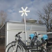 Wind Power for Caravans