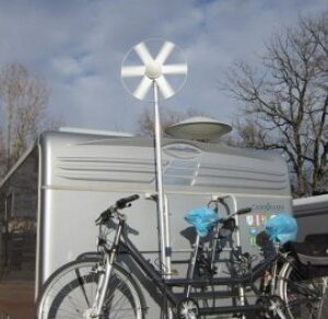 Wind Power for Caravans