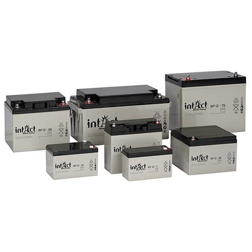 Battery Intact AGMBlock-Power BP