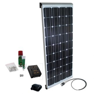 Base Camp Aero solar kit