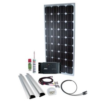 Base Camp One Solar PV Kit
