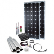 Base Camp Three Solar PV Kit