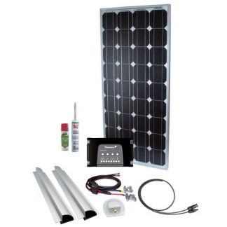 Base Camp Two Solar PV Kit