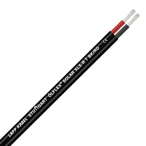 Cable Ölflex Solar XLS-R Twin 2X BKRD