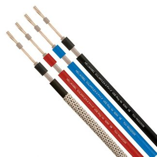 Cable Solarflex-X PV-F 1 X 4 Mm² Black