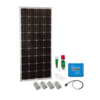 Caravan Kit Base Camp Easy MPPT Smartsolar 100W 12V