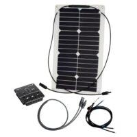 Energy Generation Kit Flex Rise One 25W/12V